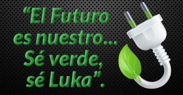 el futuro es nuetro se verde se luka